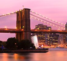 Early Evening in New York by ScottL