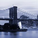 New York in Black and White by ScottL