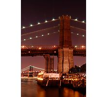 Brooklyn Promonade View Photographic Print