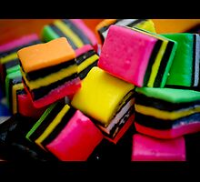 """""""Licorice Allsorts"""" Again by bowenite"""