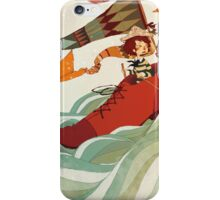 shoe boat iPhone Case/Skin