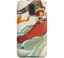 shoe boat Samsung Galaxy Case/Skin