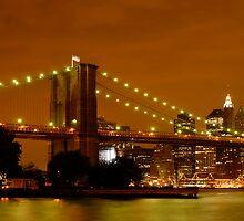 Fiery New York City by ScottL