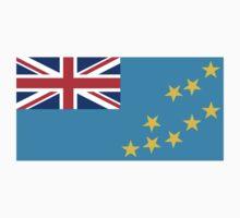 flag of Tuvalu Kids Tee