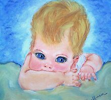 """Baby Blues"" by Ruth Kauffman"