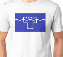 Tyne and Wear flag Unisex T-Shirt
