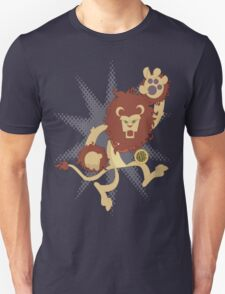 The Cowardly Lion T-Shirt