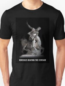 Hercules Beating the Centaur Nessus T-Shirt