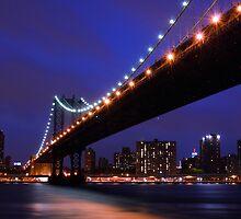 Blue Sky New York by ScottL