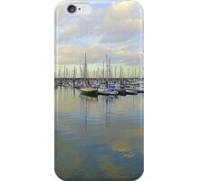 Bangor Marina..................................N Ireland iPhone Case/Skin