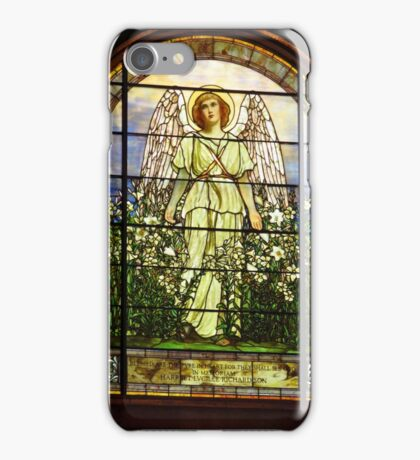 """Blessed Are the Pure in Heart"" iPhone Case/Skin"