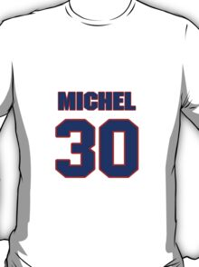 National Hockey player Michel Dion jersey 30 T-Shirt