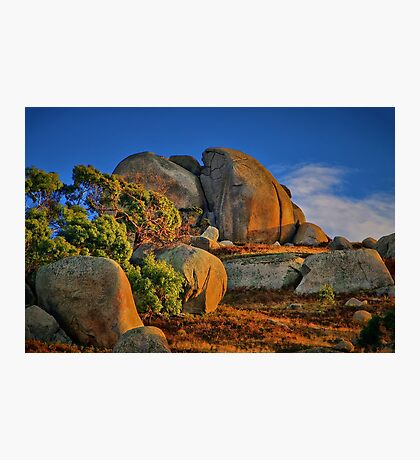 """Rock of Ages"" Photographic Print"