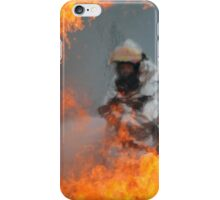Firefighter iPhone Case/Skin
