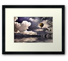 Nice Day To Fly Framed Print