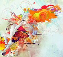 Divine Beauty by Archan Nair