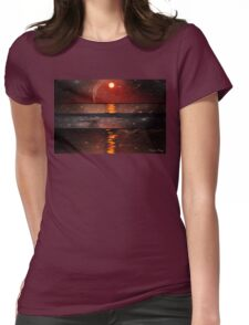 Sunset Style Womens Fitted T-Shirt