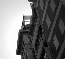 Melbourne Cityscape by claytonjayscott