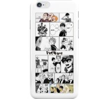 Haikyuu!! - Manga Caps iPhone Case/Skin