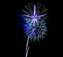 FIREWORKS 19 by KENDALL EUTEMEY