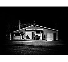 Roadside Antiques Shop in Torrance Ontario Photographic Print