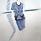 Modern 50's Style by Celinda