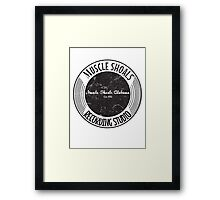Muscle Shoals Recording Studio Framed Print
