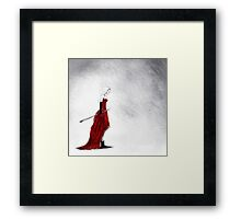 Saviour. Framed Print