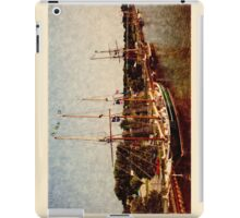 West Bank Tall Ships - Bay City - 2010 iPad Case/Skin
