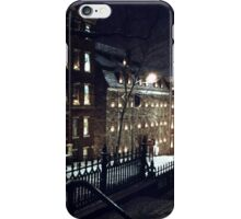 Brethren's House - Central Bethlehem Historic District iPhone Case/Skin