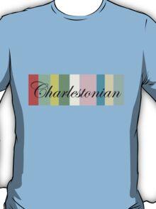 Charlestonian Rainbow Row T-Shirt