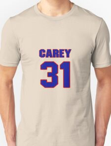 National Hockey player Carey Price jersey 31 T-Shirt