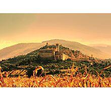 Assisi, Italia Photographic Print