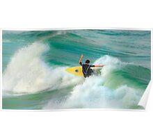 Surf 76 Poster