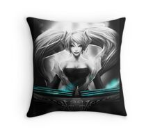 Sona - League of Legends Throw Pillow
