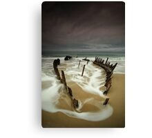 Vertical Dicky Canvas Print