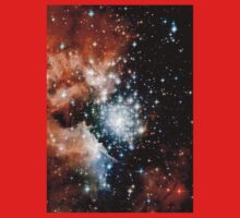 Red Galaxy Kids Clothes
