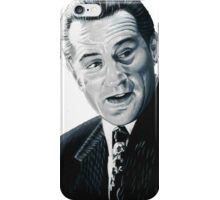 robert de niro iPhone Case/Skin