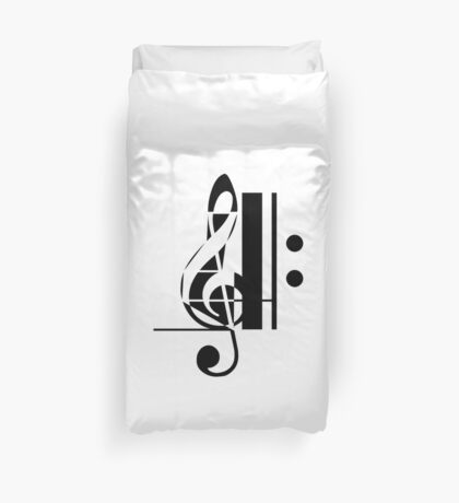 The Sight of Music (4) Duvet Cover