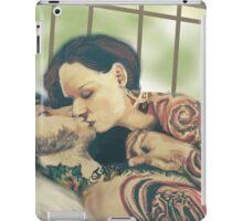 saturday morning ink iPad Case/Skin