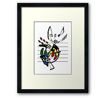 The Sight of Music (2) Framed Print