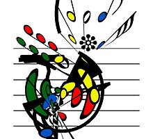 The Sight of Music (2) by catherine bosman