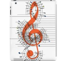 The Sight of Music iPad Case/Skin