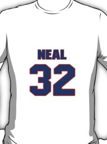 National Hockey player Neal Coulter jersey 32 T-Shirt