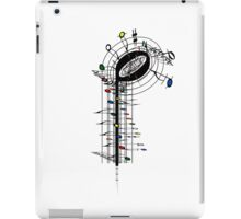 The Sight of Music (10) iPad Case/Skin