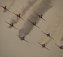 Smoke On !!! by Andreas Mueller