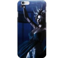 Woman under water iPhone Case/Skin