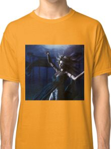Woman under water Classic T-Shirt