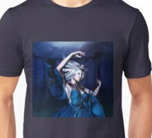 Woman under water 2 Unisex T-Shirt