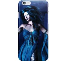 Woman under water 3 iPhone Case/Skin